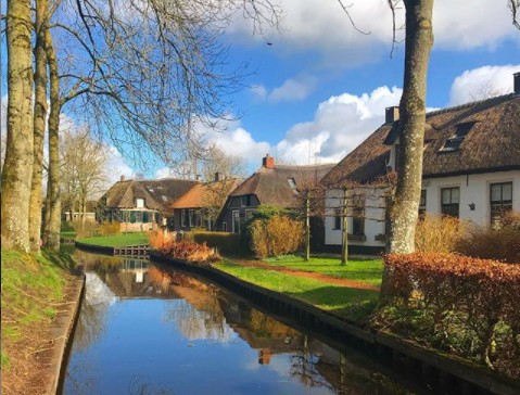 Getting to Giethoorn from Amsterdam header