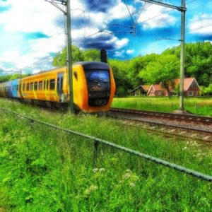 Giethoorn by train and bus