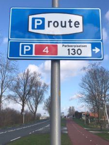 Giethoorn free parking