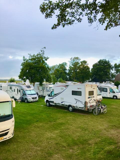 Giethoorn camper place