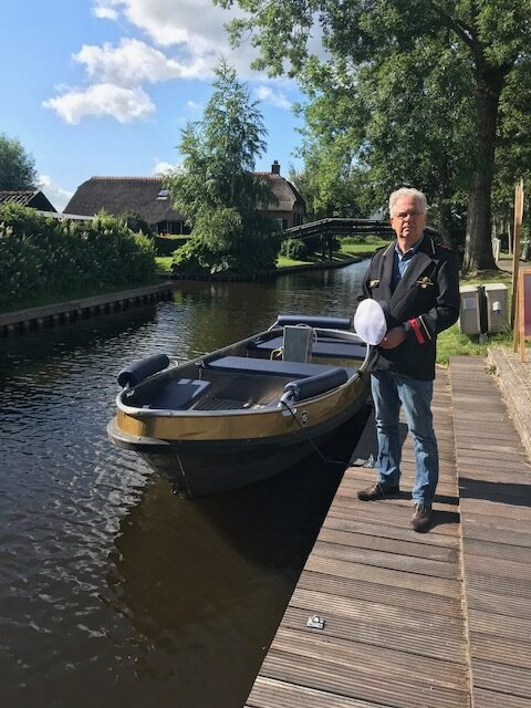 Dirk Walker private tour Giethoorn