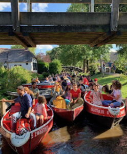 Dutch holidays in Giethoorn