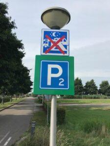 Parking Giethoorn