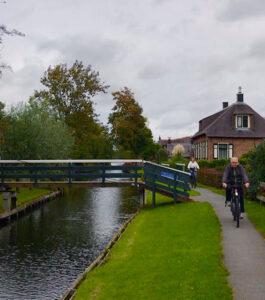 fietsen kop van Overijssel