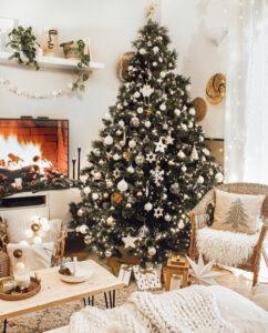 typisch holländischer Weihnachtsbaum