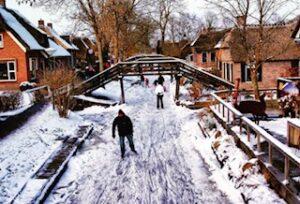 Giethoorn winter 2021