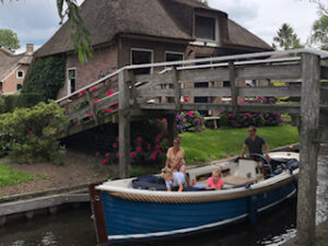 Private tour Giethoorn